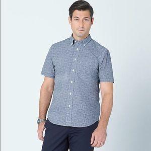 Jack Spade Other - Jack Spade Newkirk Cross Lines Button Down Shirt