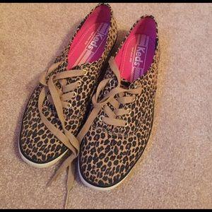 Keds Shoes - Cheetah print keds