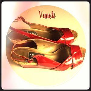 Vaneli Shoes - Vaneli wedge sandle