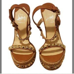 Christian Louboutin Shoes - Christian Louboutin Cataclou wedge