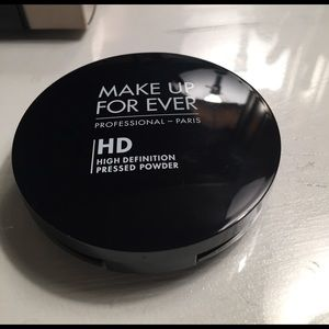 Makeup Forever Other - Makeup forever HD pressed powder