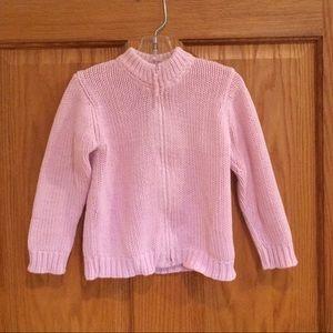 Baby Gap Other - Baby Gap Zip Up Sweater