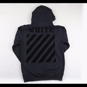 Off-White  Other - Off-White Triple Black Hoodie