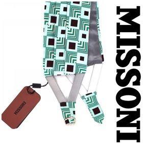 Missoni Accessories - Missoni silk belt