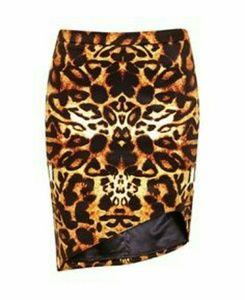 Bardot  Dresses & Skirts - Bardot leopard skirt