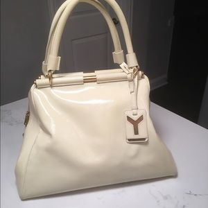 Yves Saint Laurent Handbags - YSL leather bag