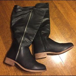 Rue21 Shoes - WIDE CALF BOOTS