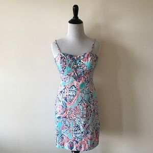 Lilly Pulitzer Dresses & Skirts - Lilly Pulitzer Shell Me About It Petra Dress