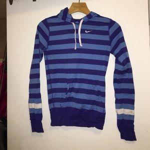 Nike workout hoodie