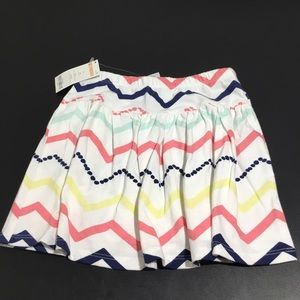 Gymboree Other - Size 5 Gymboree Chevron Print Skirt