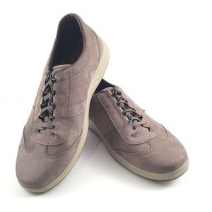Mephisto Other - Mephisto Oxford  Leather nubuck