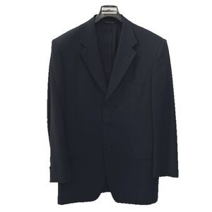 Canali Other - CANALI MEN'S 3 BUTTON WOOL PINSTRIPE SUIT #121-53