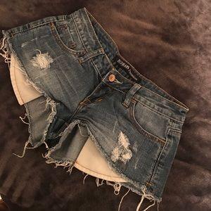 ZCO Pants - Jeans Short Shorts