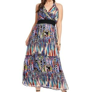 City Chic Dresses & Skirts - 🎊HP🎊Feather Maxi
