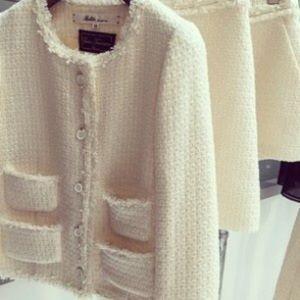 Smythe Jackets & Blazers - Smythe Gorgeous tweed jacket.
