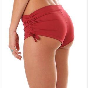 Mika Yoga Wear Pants - Mika! Yoga shorts!