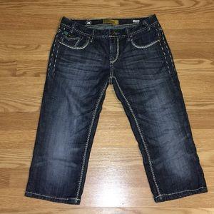 MEK Denim - MEK DNM Khora Capri Jeans