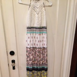 New With Tags Entro Maxi Dress Size M