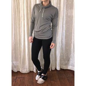 Nike Dri Fit Funnel / Cowl Neck Long Sleeve