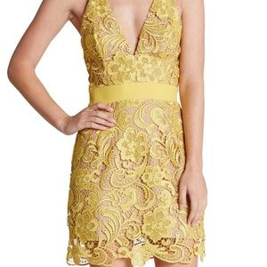 Dress the Population Lace dress