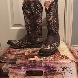 Old Gringo Shoes - Old Gringo boots 8.5 new
