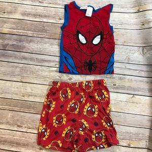 Spiderman Other - Spider-Man pajamas
