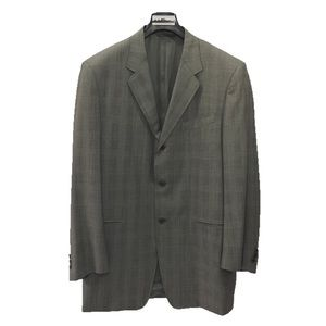 Canali Other - CANALI MEN'S 3 BUTTON WOOL SUIT #121-58