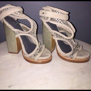 monika chiang Shoes - Heel sandal