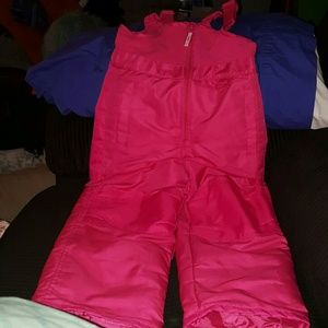 Cherokee Other - 4t Pink Snow Pants,BUY FOR NEXT WINTER FINAL DROP