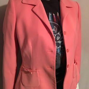 Le Suit Jackets & Blazers - Le suit pink blazer