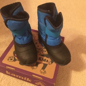 Kamik Shoes - kamik boots for toddlers size 8