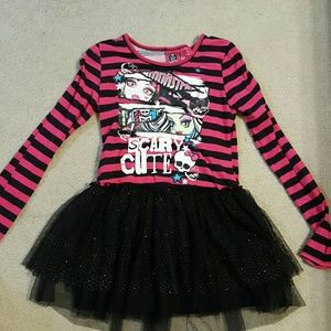 monster high Other - Girls Monster High Top