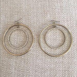 bebe Jewelry - Hoop Earrings
