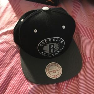 Mitchell & Ness Other - Brooklyn Nets Snap Back Hat