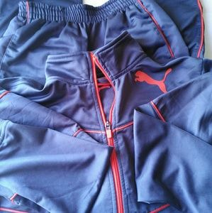 Puma Other - Boy's PUMA Athletic Apparel Set