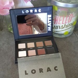 Kat Von D Other - LORAC PRO Matte Eye Shadow Palette BNIB💯Authentic
