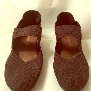 bernie mev. Shoes - Dark Brown Bernie Mev Shoes
