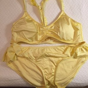 aerie Other - Aerie yellow swimsuit