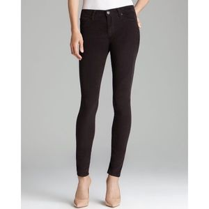Hudson Jeans Pants - New Hudson Mid Rise Nico Super Skinny Corduroys