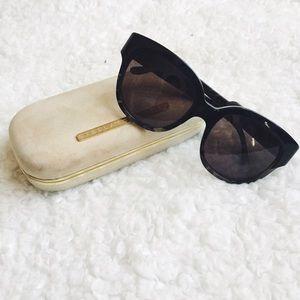 Stella McCartney Accessories - {stella mccartney} 🌿 grey tortoiseshell sunnies