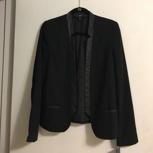 Black blazer new with tags
