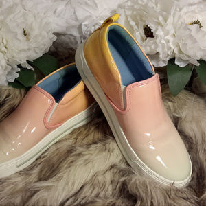 MARC by MARC JACOBS  rainbow shoes Sz 8