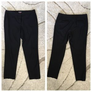 Vince Camuto size 8 black dress pants!