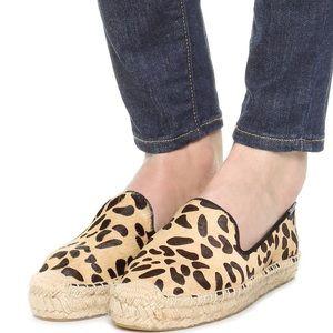Soludos Shoes - Soludos leopard espadrilles