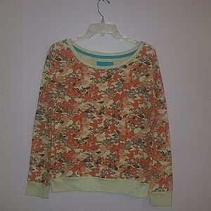 Lilu Sweaters - Lilu Floral Sweater