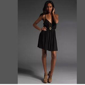 Rachel Pally Dresses & Skirts - NWT RACHEL PALLY BLACK WRAP BODICE COTTON DRESS
