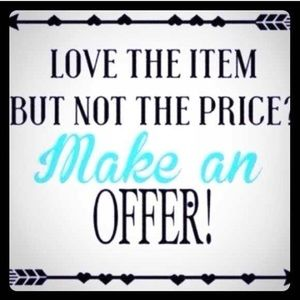 Other - ✨🛍✨ALL OFFERS ARE WELCOME ☺️ ✨🛍✨