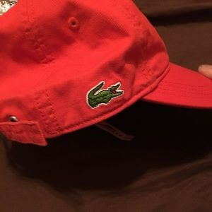 Lacoste Other - Lacoste hat