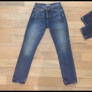 GRLFRND Denim - GRLFRND Karolina jeans in size 24(New w/out tags)