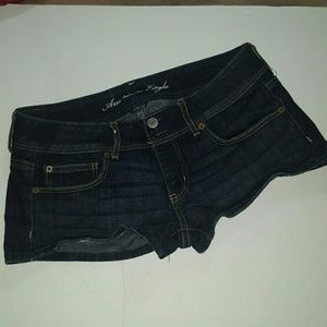 American Eagle Outfitters Pants - MICRO SHORTIE Jean Shorts ~ American Eagle NWOT